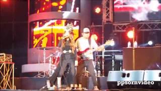 ปาล์มมี่ Palmy -อยากร้องดังดัง Smirnoff Midnight Concert Chiangmai 25.02.2017