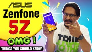 Asus Zenfone 5z Review 😄🔥 |  Pros & Cons - Finally !