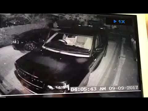 RANGE ROVER SPORT GETS STOLEN CAUGHT ON CCTV (GONE WRONG)
