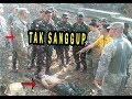 TENTARA ASING PALING TAKUT Lihat Latihan Tentara Indonesia Salah Dikit Tamat