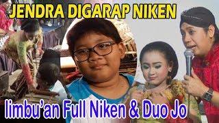 Jendra Digarap Niken Salindri & Duo Jo
