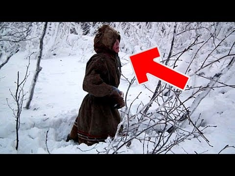 Young Girl Lost In Siberia For Days Is Forced To Take Extreme Measures To Survive thumbnail