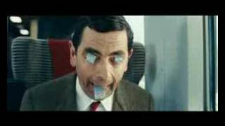 Mr Bean's Holiday Trailer