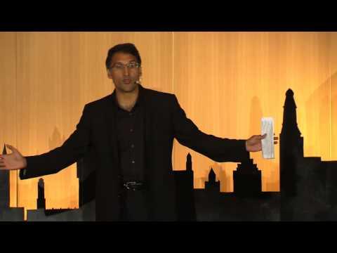 Defending Bin Laden's driver to disrupting drones: Neal Katyal at TEDxHagueAcademy