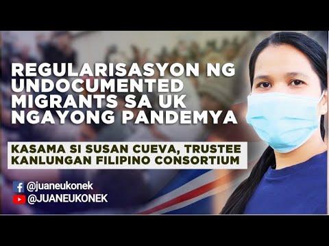 Paano Maging Legal sa UK at France | Juan eu Konek
