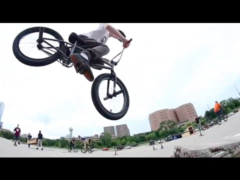 BMX Street - Dallas / Fort Worth Mix Edit / woozybmx x jukelife