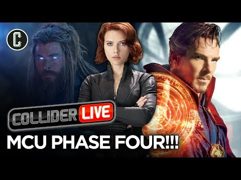 upcoming-marvel-movies:-here's-what's-next-in-phase-four---collider-live-#206