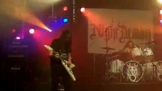 Night Demon - 02 The Howling Man (Very