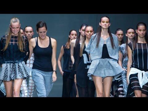 PORTFOLIO - Mélissa Nepton - Semaine Mode Montreal Fashion Week P/É 14 S/S