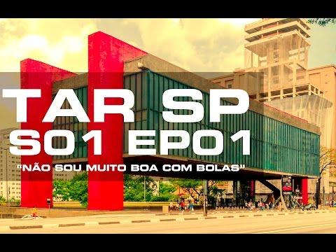 """The Amazing Race São Paulo - Episódio 01 - """"Não Sou Muito Boa Com Bolas """""""