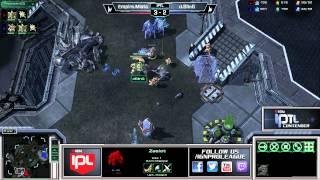 Empire vs Dignitas - Game 6 - IPTL Contender Group B - StarCraft 2
