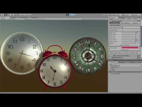 Analog Clocks Vol.1