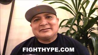 HENRY RAMIREZ REACTS TO MAYWEATHER'S RECENT SPARRING; TALKS CANELO VS. GOLOVKIN