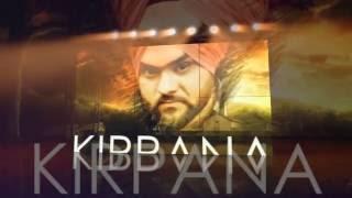 Kirpana Official Audio Song  Kulbir Jhinjer  New Punjabi Songs 2016