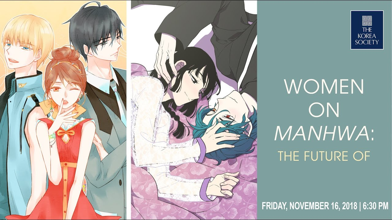 Women on Manhwa: The Future of Korean Comics