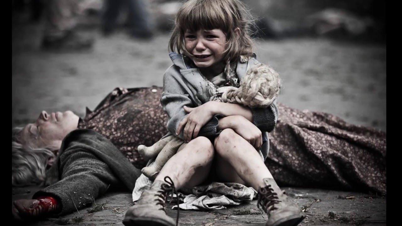 8 лет - песня, дети войны ,War Child - детям войны ...