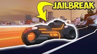 La vida de tener una bicicleta de voltios en ROBLOX Jailbreak. Fallo de moto acuática