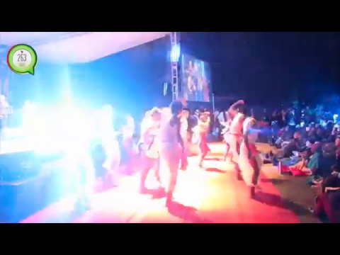 HIFA 2017 Opening show Harare Zimbabwe #263Chat