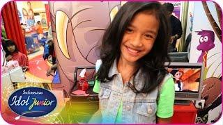 juniors time spektakuler show 8 indonesian idol junior