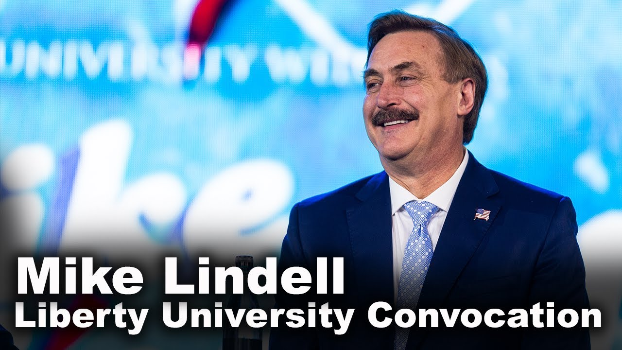 Mike Lindell – Liberty University Convocation