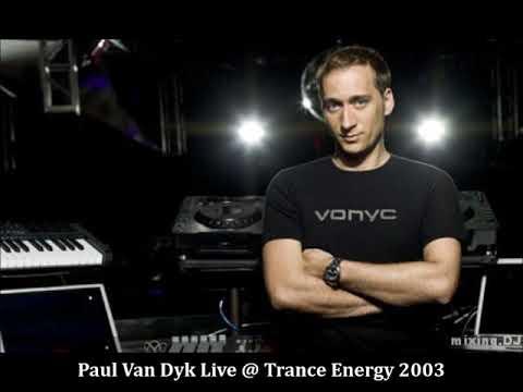 Paul Van Dyk Live At Energy 2003, 10.08.2003.