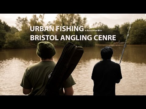 URBAN FISHING In Association With BRISTOL ANGLING CENTRE