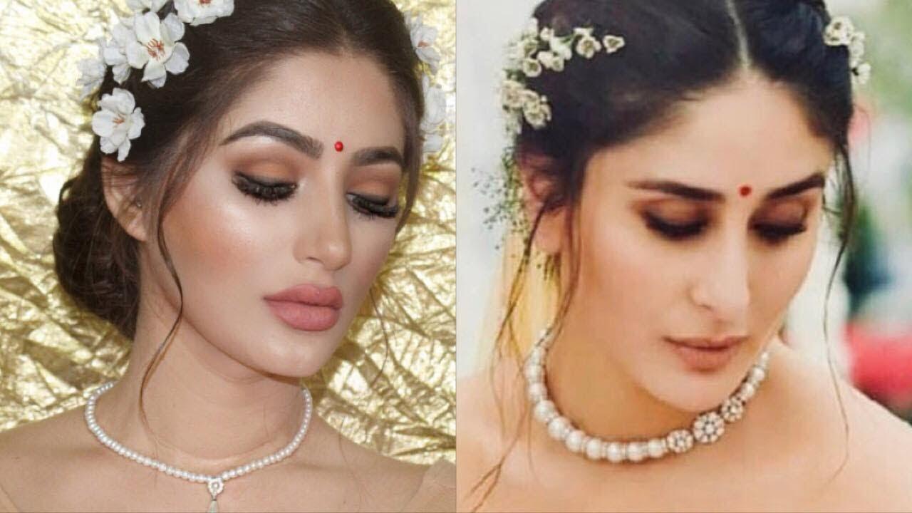 Kareena Kapoor Khan Bridal Makeup Tutorial Veere Di Wedding In