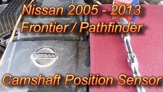 Camshaft Position Sensor Nissan 2005 - 2015 Frontier Pathfinder