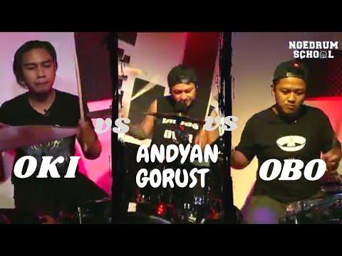 ANDYAN GORUST FEAT OBO & OKI - HELLCRUST - RIMBA KHALAYAK