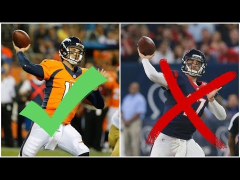 8 Reasons Why Brock Osweiler Should Have Stayed in Denver