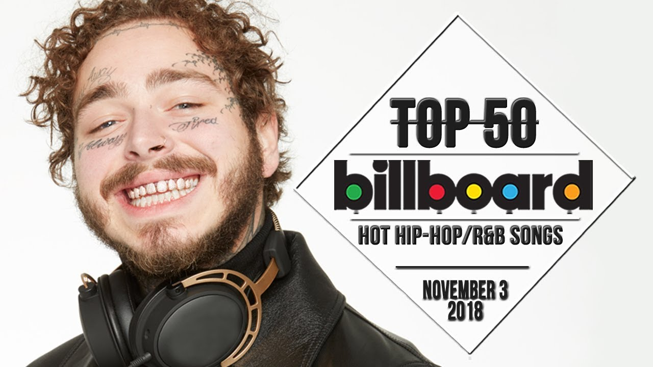 Top 50 • US Hip-Hop/R&B Songs • November 3, 2018 | Billboard-Charts