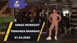 Ladys Special - GINGA Workout - Fernanda Brandao | 01.04. | McFIT | The Big Pump