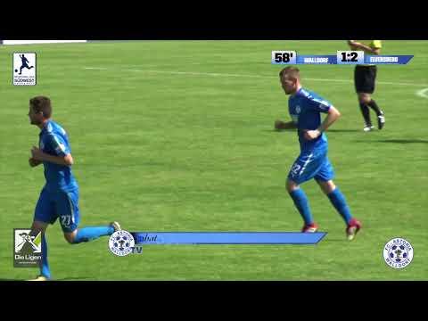 Regionalliga Südwest, 37. Spieltag: FC Astoria Walldorf - SV Elversberg