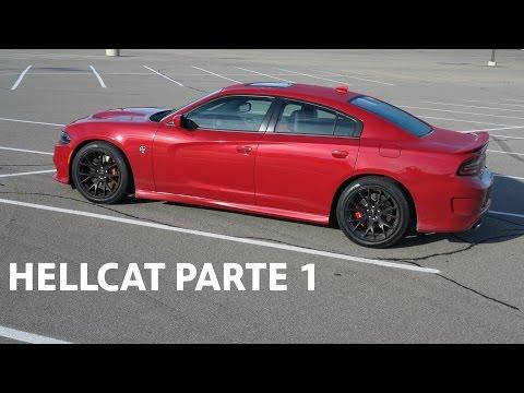 Dodge Charger Hellcat em Detroit - Episódio 1 (Belle Isle, Packard plant, Viper plant)