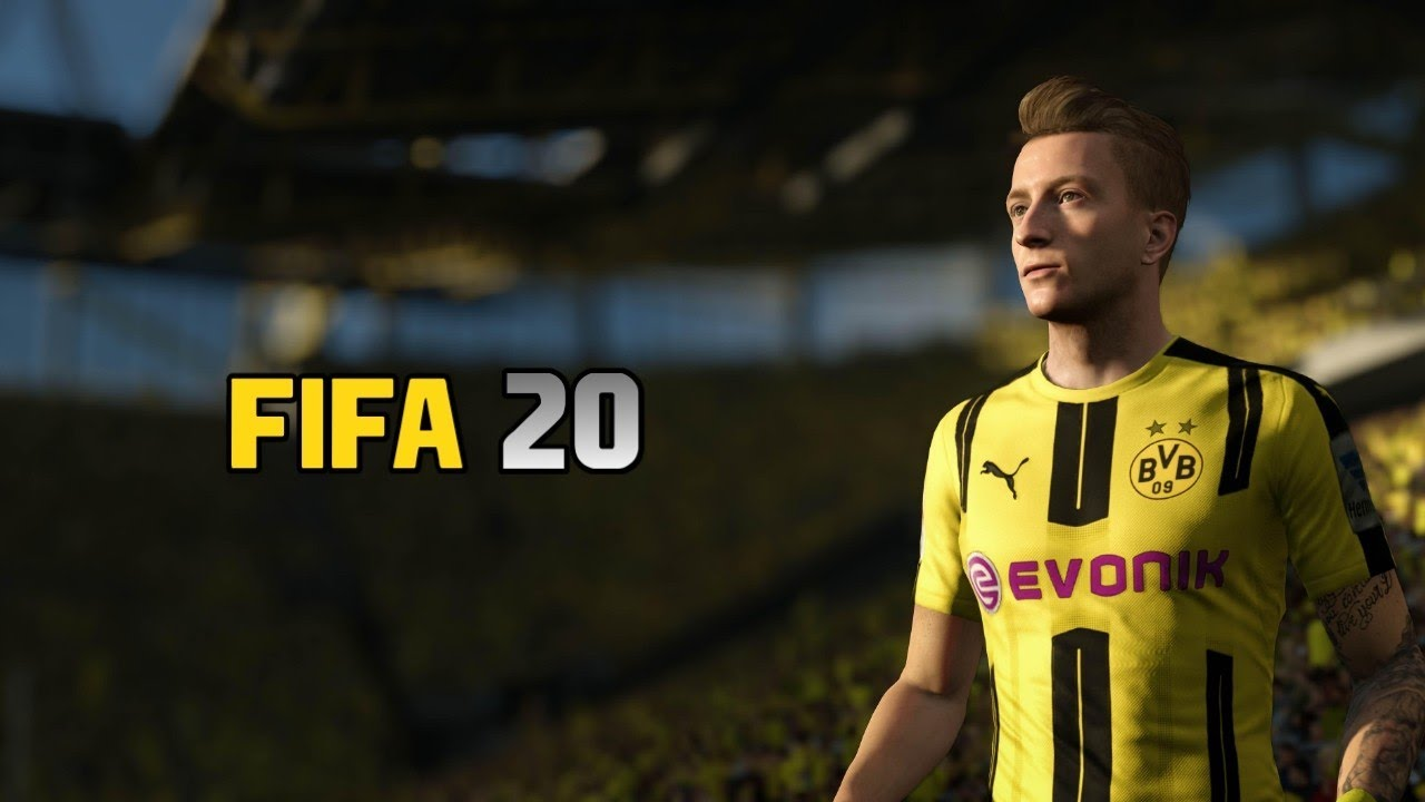 FIFA 20 Mod FTS Android Offline Download 300 MB HD Graphics