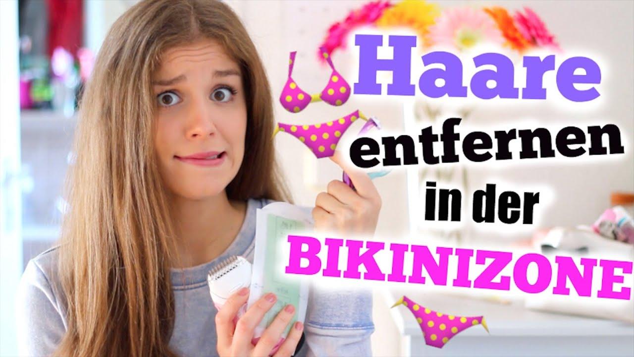 bikinizone enthaaren â methoden tipps erfahrungen