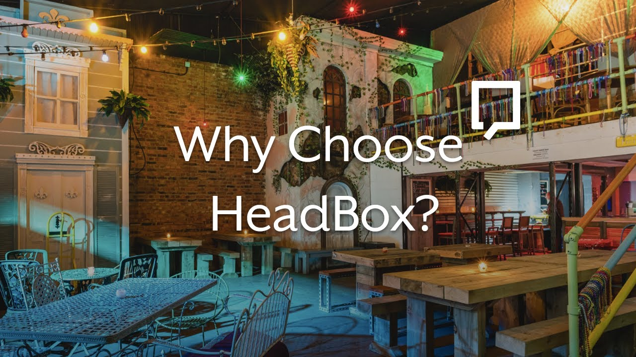 Why Choose Headbox For Your Corporate Event Venue Hire Youtube