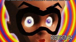 Review - Robotron 64 (N64)