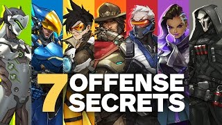 7 Secrets about Overwatch
