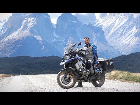 BMW R1250GS în Patagonia. O Călătorie Spre Capătul Lumii