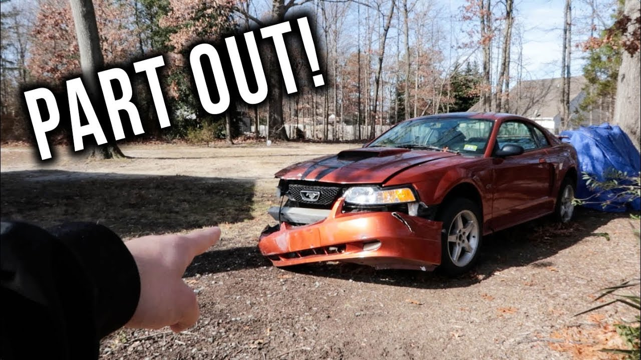 Parting Out The Mustang First Come Serve