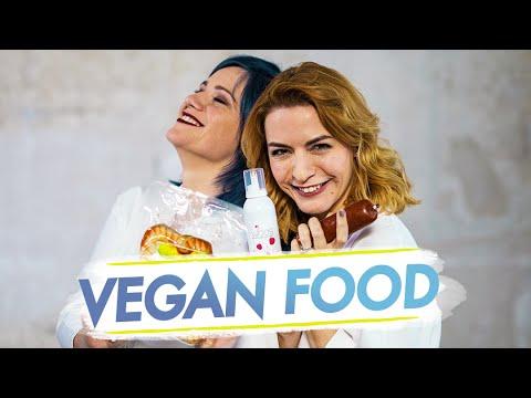 Dégustation de VEGAN FOOD avec les SERIAL TESTEUSES ! (avec Estelle Blog Mode & Pastel)