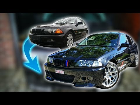 How To Replace Your Bmw E46 E39 Steering Wheel Youtube