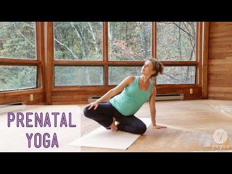 Prenatal Yoga Routine: Calm Interior (2nd Trimester)