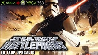 Star Wars: Battlefront - Gameplay Xbox HD 720P (Xbox to Xbox 360)