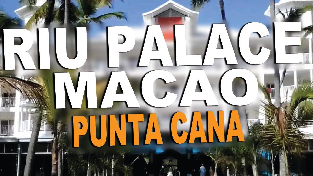 Hotel riu naiboa all inclusive hotel punta cana - Riu Palace Macao All Inclusive Resorts In Punta Cana Dominican Republic Youtube