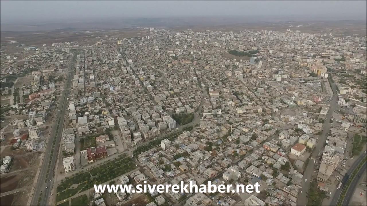 Siverek Şehirler Arası İlçe Otogarı Drone Çekimi