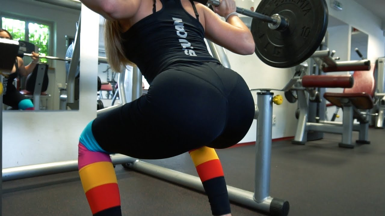 LEG DAY with Michaela Dubekova