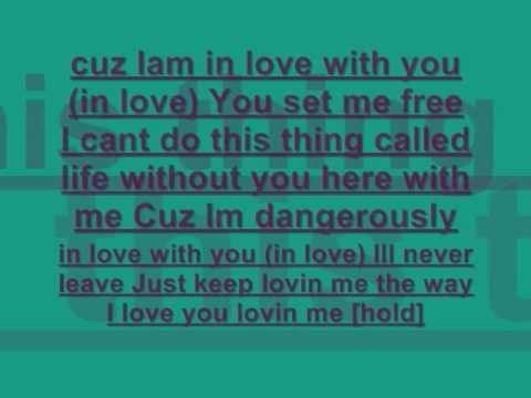 Dangerously in love lyric