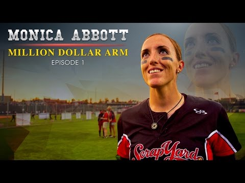 Monica Abbott: Million Dollar Arm Ep. 1